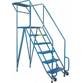 Tilt-N-Roll Step Stand