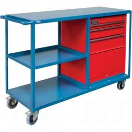 Mobile Tool Box Bench