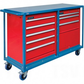 Mobile Tool Box Bench