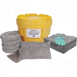Zenith Spill Kit: Universal 20 Gallon