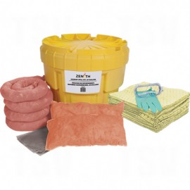 Zenith Spill Kit: Hazmat 20 Gallon