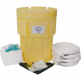 Zenith Spill Kit: Economy Oil 95 Gallon