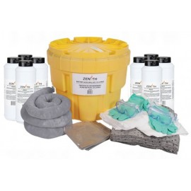 Zenith Spill Kit: Battery Acid 20 Gallon