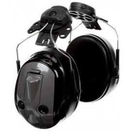 3M Peltor PTL Earmuffs: Hard Hat Style