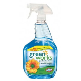 Green Works Glass Cleaner