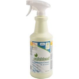 Safeblend Bathroom Cleaner: Tile, Tube & Bowl