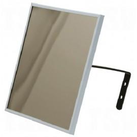 """Mirror: Flat 12"""" x 12"""", Indoor"""