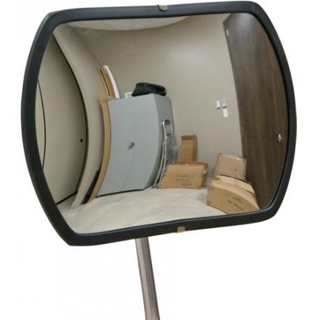 Roundtangular Convex Mirror 20 X 30 Indoor