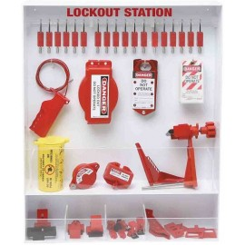 Lockout Station - Enclosed Extra Large
