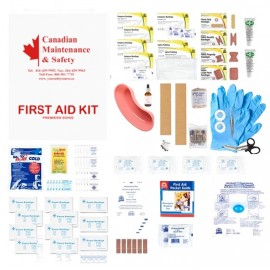 FIRST AID KIT: Ontario Level 2 Deluxe