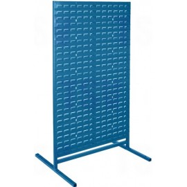 Stationary Bin Rack: double sided