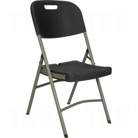 Chair: Folding Polyethylene