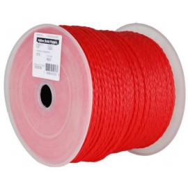 Rope: Hollowbraid Polypropylene