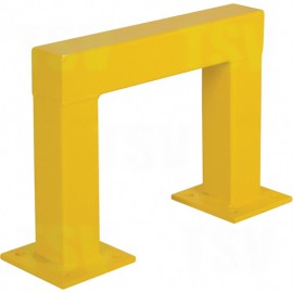 Safety Guard: 2' x 1.5'