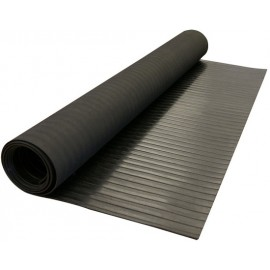 Ribbed Rubber Runner