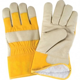 Fitters Glove - Pigskin Acrylic Boa (Large)