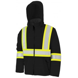 Hi-Vis Soft Shell Jacket - Wasip