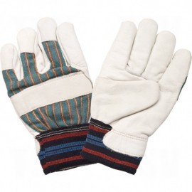 Grain Cowhide Glove - Fleece Lined (Medium)