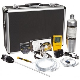 GasAlertMax XT II Premium Confined Space Kit