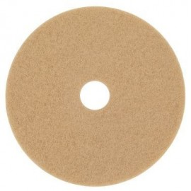 3M Tan Burnish Pad