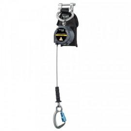 Miller Turbolite Edge Personal Fall Limiter 6' - Aluminum Captive Eye Carabiner