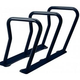 Surf Bicycle Rack: black