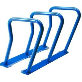 Surf Bicycle Rack: blue