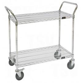 """Utility Cart: 18""""D x304""""W x 45""""H"""