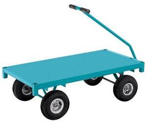 Shop Wagon - Steel Deck