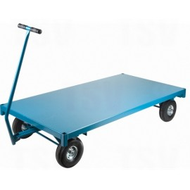 "Shop Wagon: 36"" x 72"" Steel Deck"