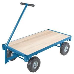 Shop Wagon - Wood Deck
