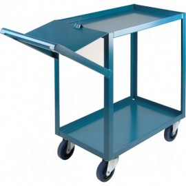 "Order Picking Cart: 18"" x 46"""