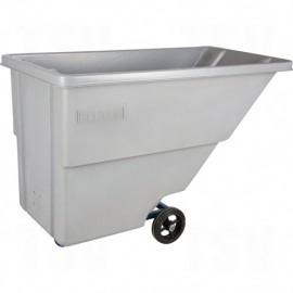Tilt Truck: 5/8 cu. yd. Polyethylene