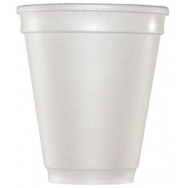 Foam Cups: 8 oz (225 ml)