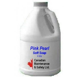 Pink Pearl Soft Soap