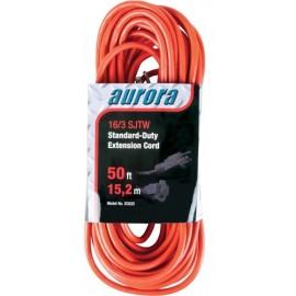 Extension Cord: 16/3 Indoor/Outdoor 50'