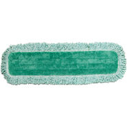 "Microfiber Dust Pad with Fringe:18"" (45.7 cm)"