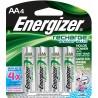 Enerzizer C2 - Rechargeable NiMH Batteries