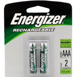 Energizer AAA - Rechargeable NiMH Batteries