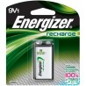 Energizer 9V - Rechargeable NiMH Batteries