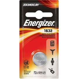 Energizer 1632 Lithium Battery