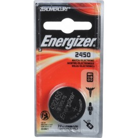 Energizer 2450 Lithium Battery