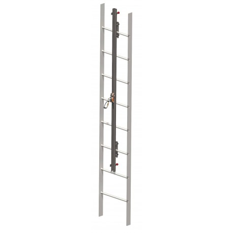 Miller GlideLoc Vertical Ladder System Kit