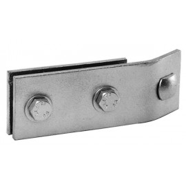Galvanized Side Mount Clamp