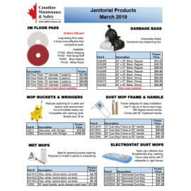 Janitorial Flyer