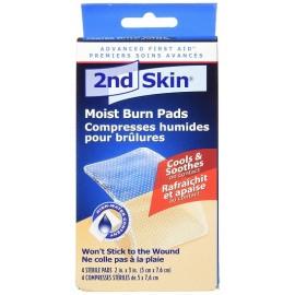 "2nd Skin Moist Burn Pads: 2"" x 3"""