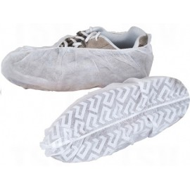 Shoe Covers: large, polypropylene