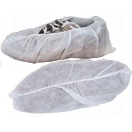 Shoe Covers: large, polypropylene