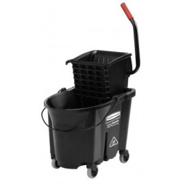 Rubbermaid Executive WaveBrake Combo: 35 qt.