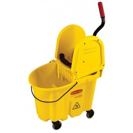 Rubbermaid WaveBrake Combo: 35 qt